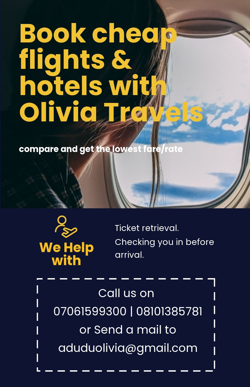 Olivia Travels