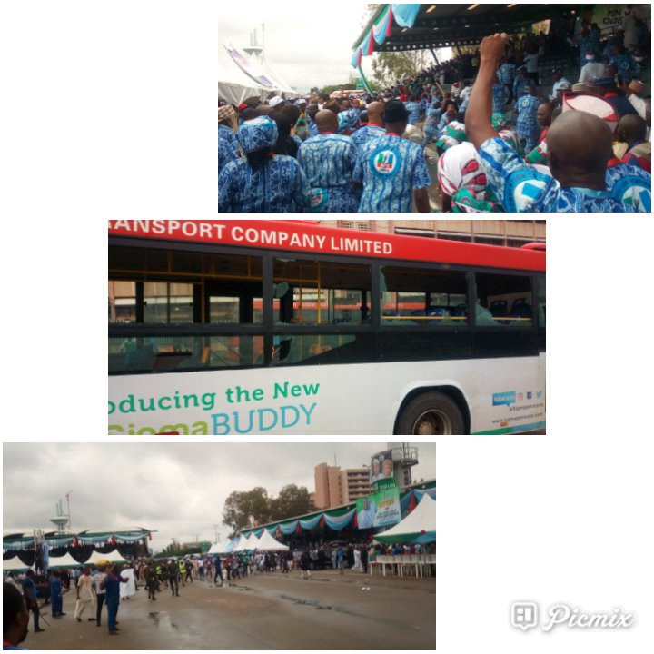 APC NATIONAL CONVENTION: Attempts by Ogboru/Omo-Agege to undermine Emerhor fails