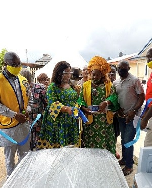 Lions Club boosts primary healthcare in Warri with renovation, donation of medi-facilities