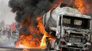 Tension escalates in Delta as youths set another tanker ablaze in soldiers' presence