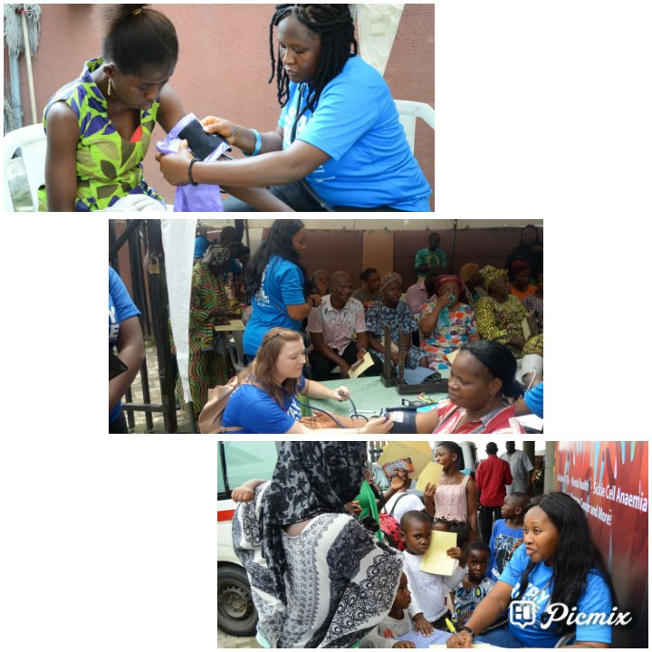 "EKEDC Free Healthcare: Surulere Residents storm ""Stay Alive'' for medical services"