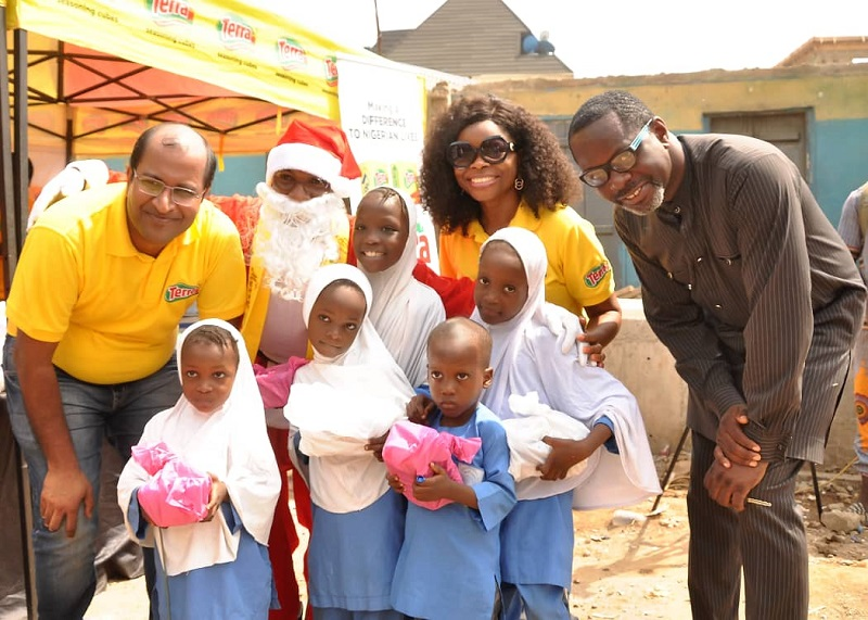 TGI Distri Feeds 10,000 Underprivileged in 10 Lagos Communities