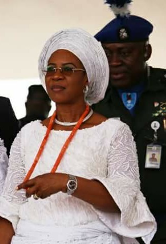 Okowa's wife gets commendation over free Medicare programme