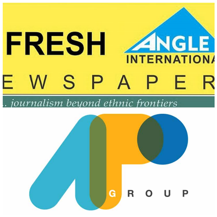 How Lagos based publisher reacted to Fresh Angle International  partnership deal with APO Group