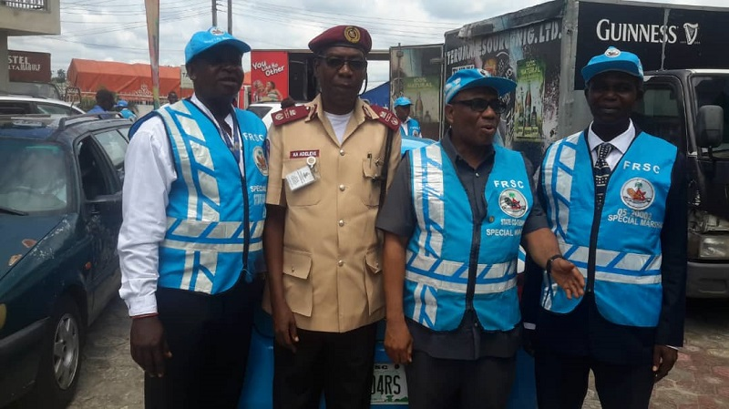 FRSC Special Marshals hold 2019 sectoral workshop