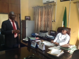 Okowa wants to rid Delta of dirt, Tidi declares