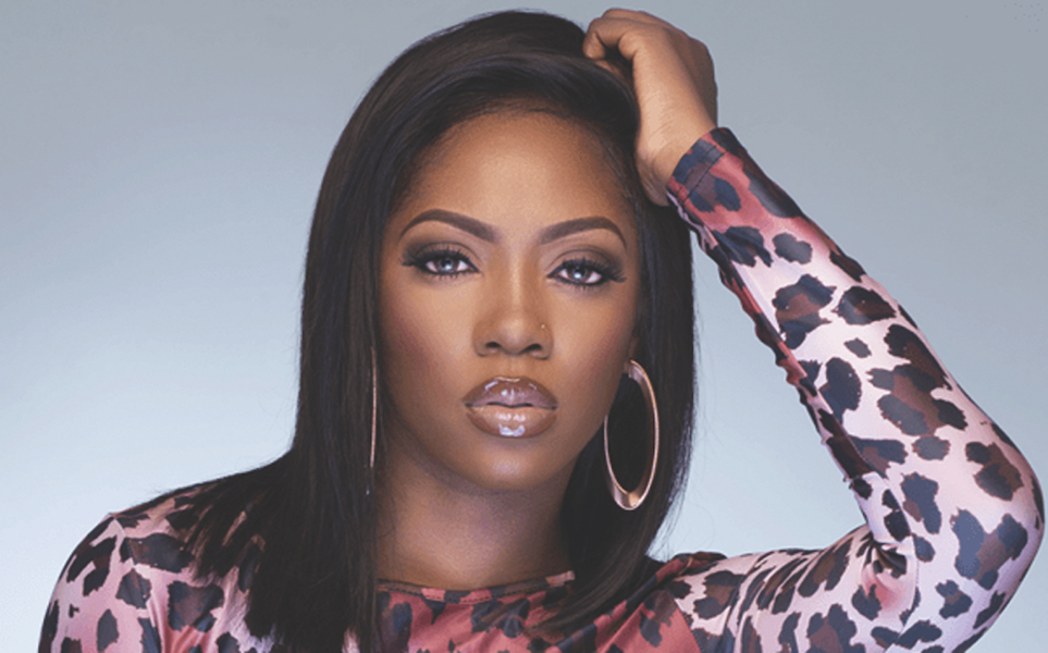 Zoo is cleaner, better than Police Barracks - Tiwa Savage blasts