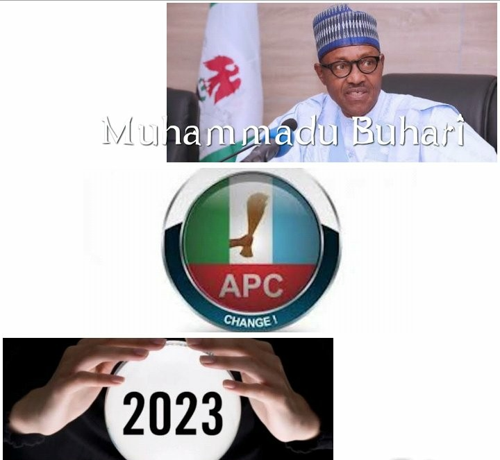 Buhari's re-election and APC's 2023 Headache