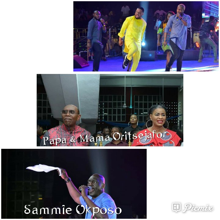 TIM GODFREY, CHIOMA JESUS, SAMMIE OKPOSO, OTHERS THRILL AT YADAH 2018