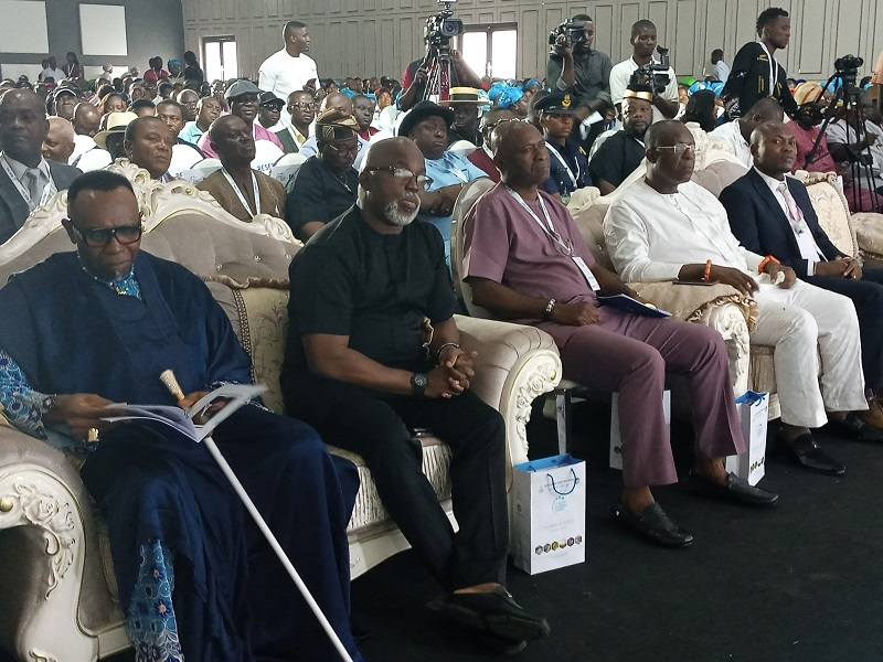 Exclusive Photo-Speak of the 2nd Warri Economic Summit
