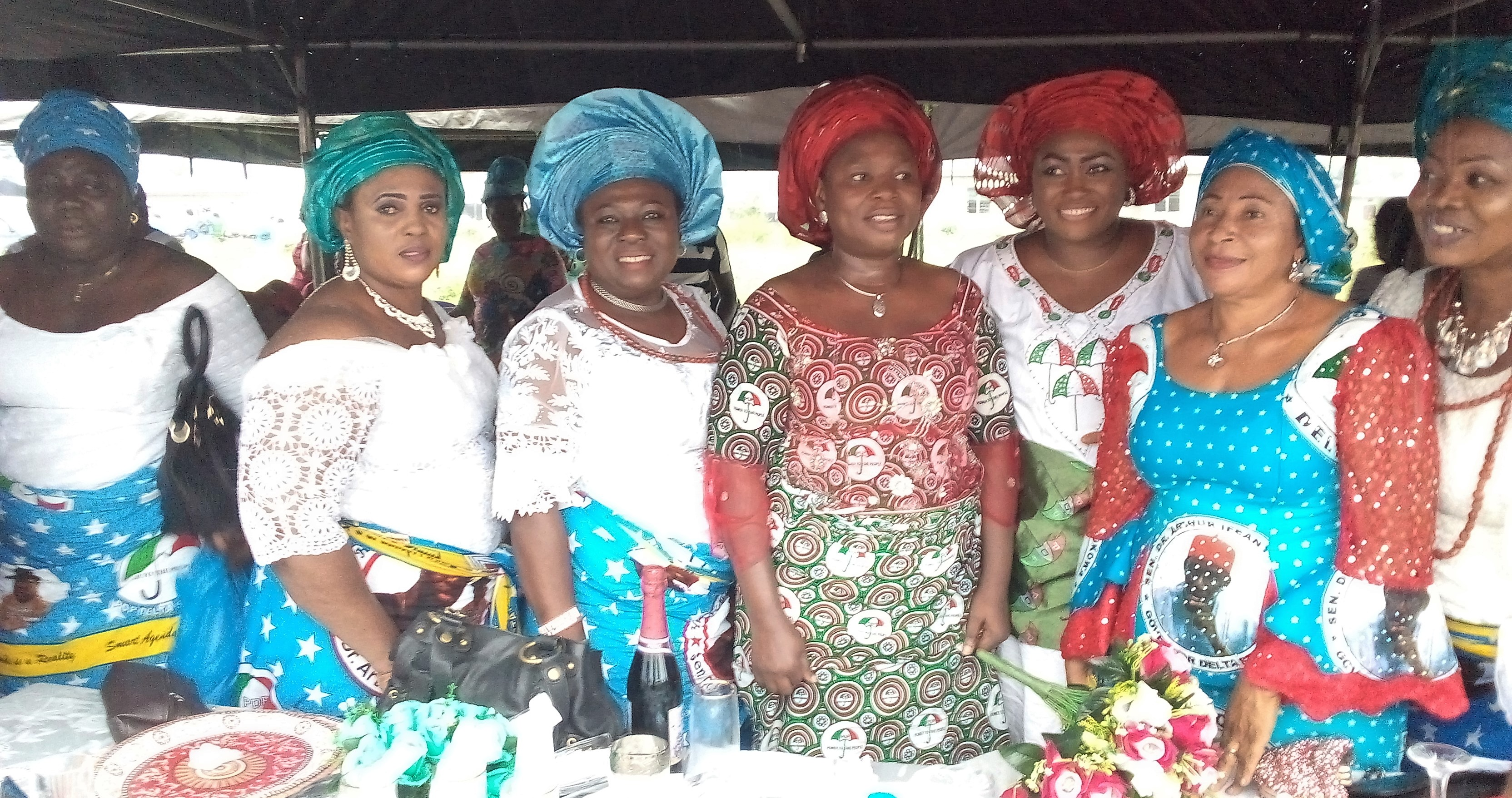 Address neglect of our female youths, Okpe PDP Women leader begs Okowa
