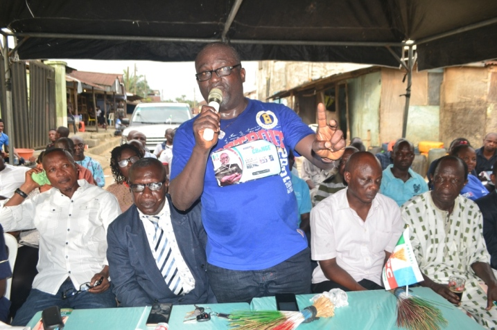 Atsiangbe joins Warri South Constituency 1 race, assures on constituency projects