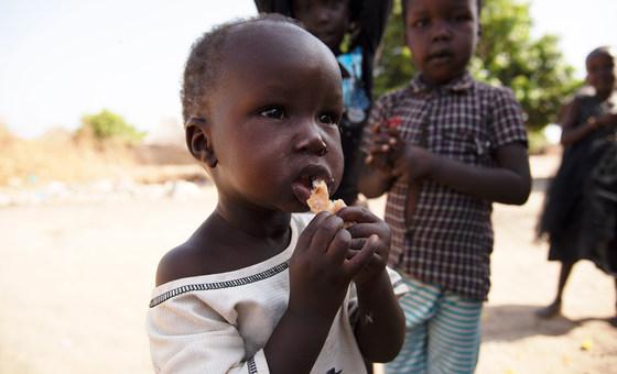 Hungry people could reach 840 million by 2030 - United Nations forecast