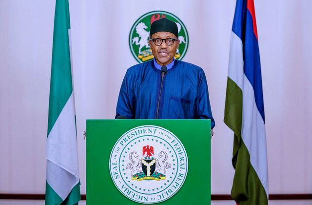 Buhari, Four Other Nigerians Make AEC TOP 25 Movers, Shakers List for 2021