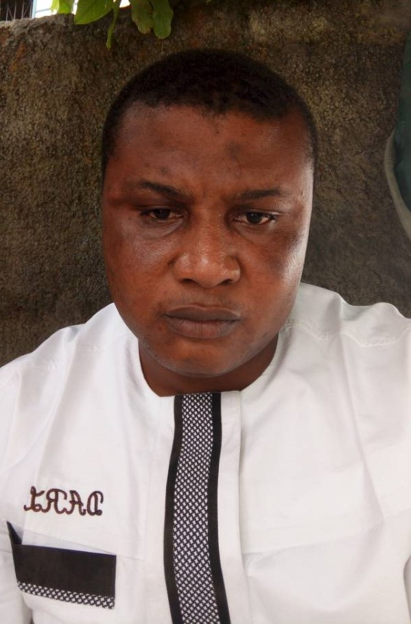 Death Sentence: Agbofodoh's son fights back, alleges political undercurrent