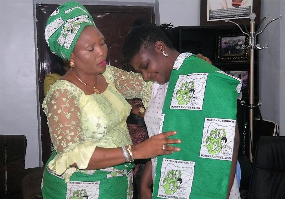 NCWS Warri South gets new Patron