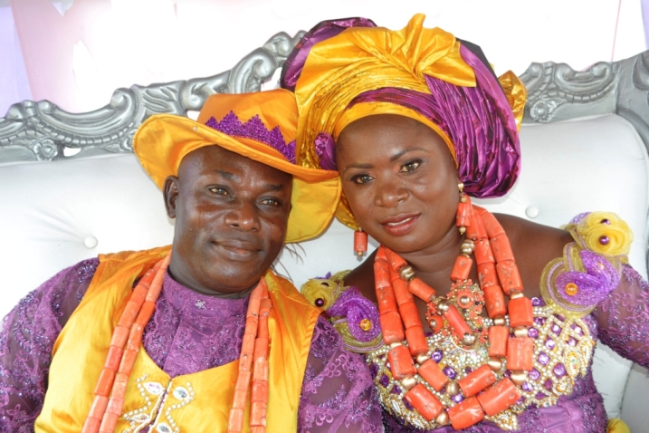 Otokutu agog as Warri South LEA Secretary, Wilson Omor pays wife's Bride Price