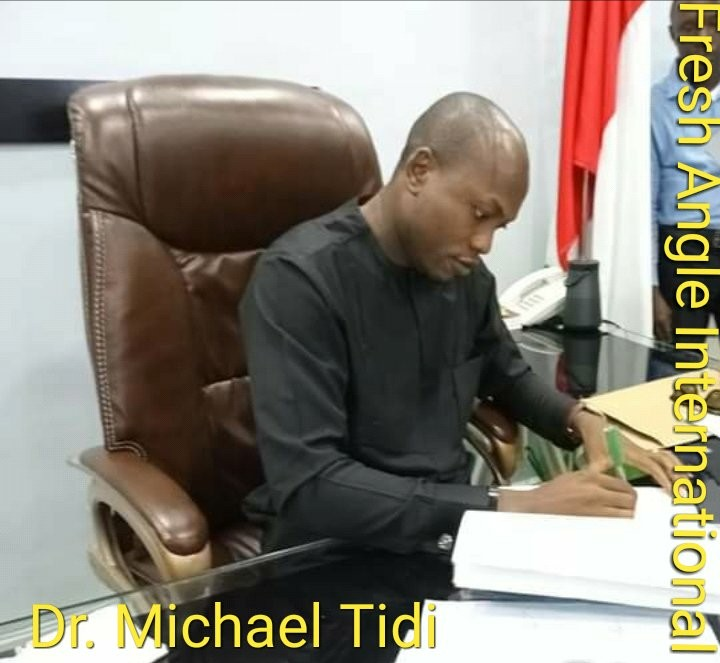 Industrial City: I signed MoU as witness to investors, not land ownership -Tidi
