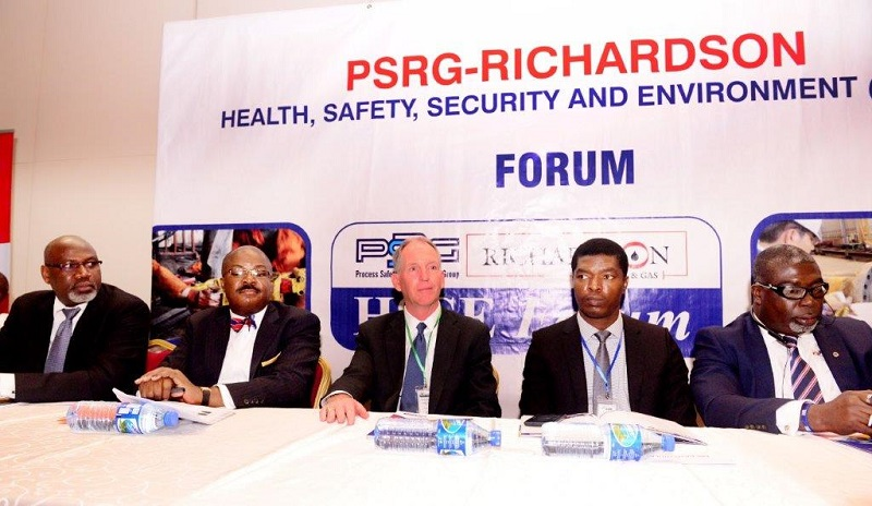 Chevron MD Chairs 2019 PRSG-Richardson HSSE Forum: Speaks on Climate Change