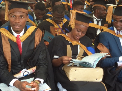 FUPRE Graduating Students. Photo: Daily Trust