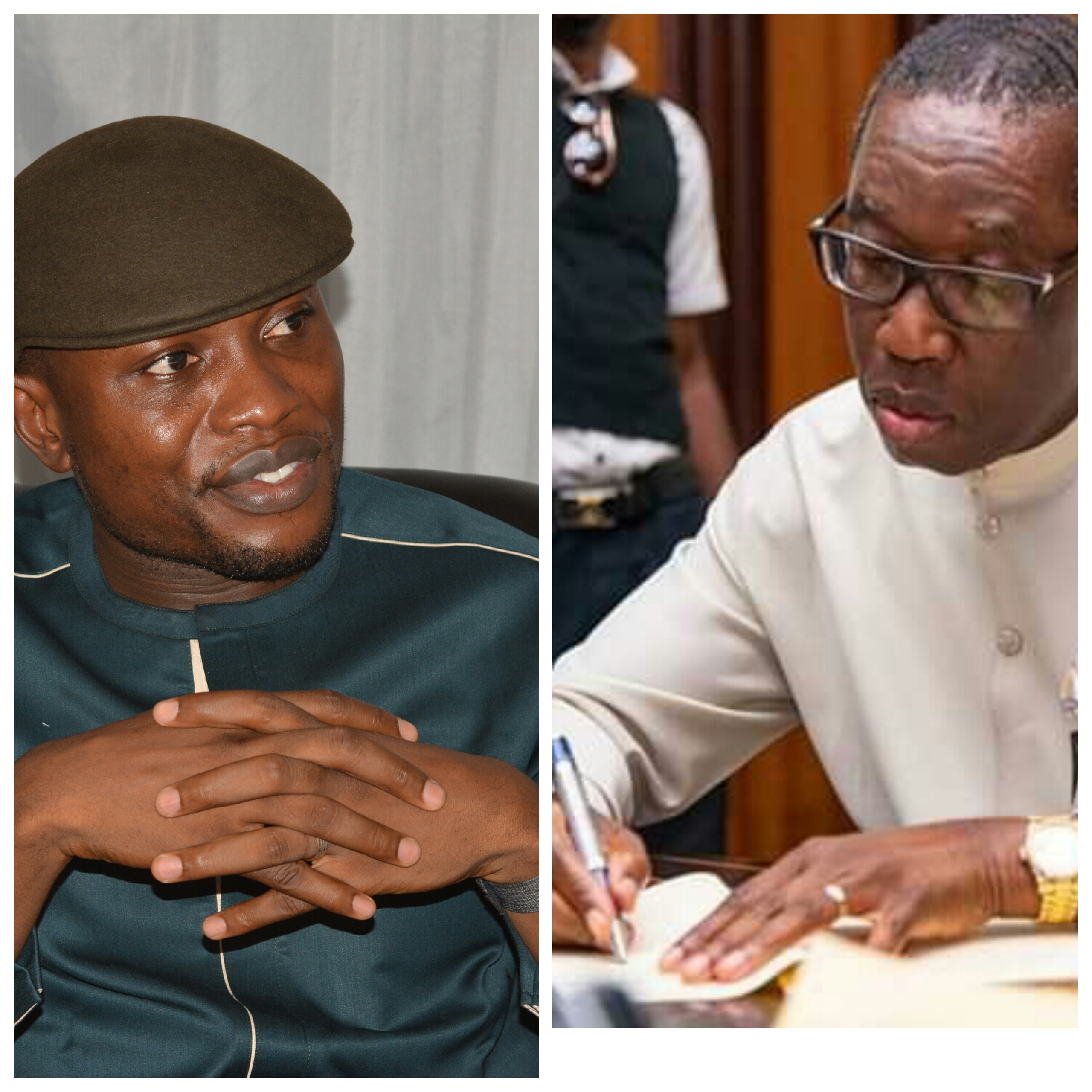 Tidi rejoices as Okowa signs Bill to develop Warri, Uvwie
