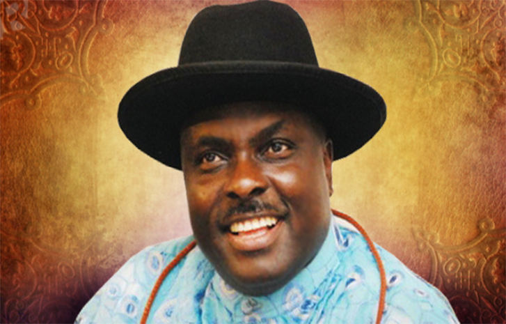 OBOREVWORI CONGRATULATES IBORI AT 60