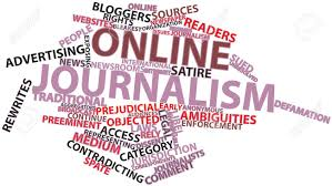The Merits, Demerits of Online Journalism