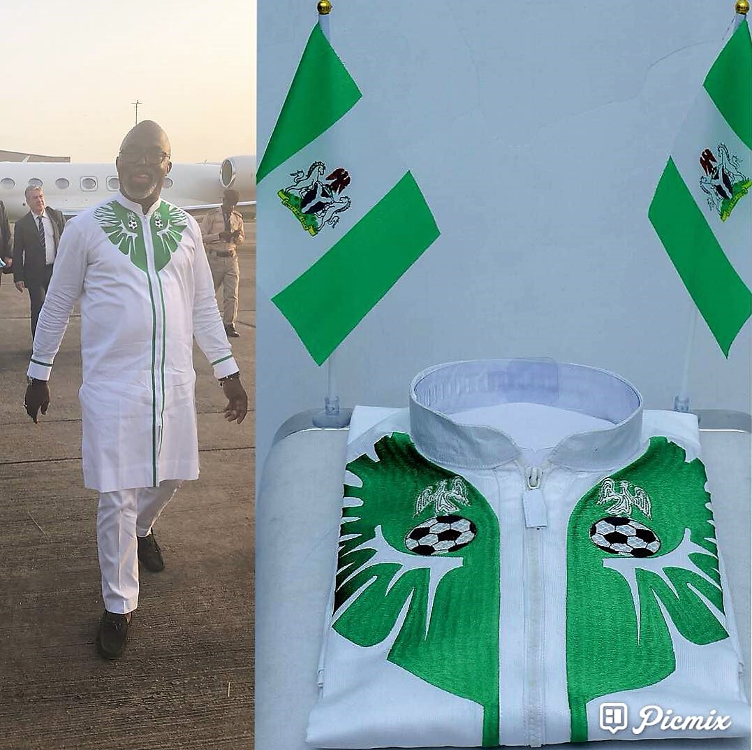 Exclusive: Delta Fashion home gets NFF's ceremonial outfit deal