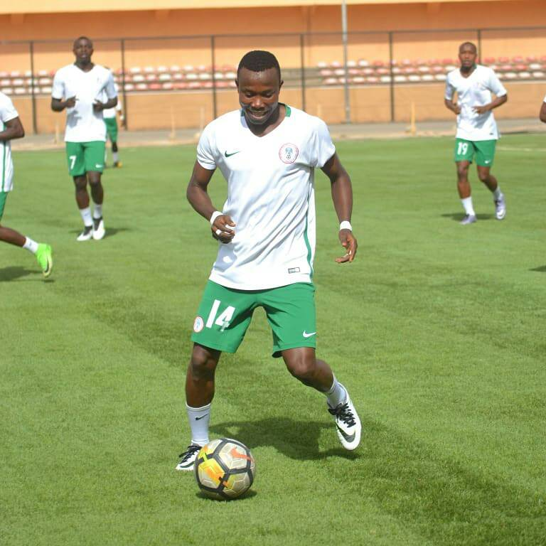 AFCON Qualifier: 'Eagles left back, Ogberahwe', Manager sure of victory