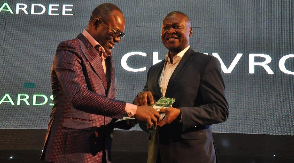 Chevron Shines At NIPS, Abuja, Carts Away Two Oil/Gas Industry Awards
