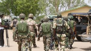 Seven key commanders of Boko Haram/ISWAP wasted in fresh onslaught, Army reveals
