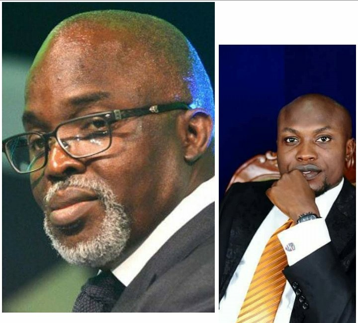 NFF: Tidi felicitates with Pinnick over re-election