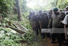 Police recovers corpses of four officers killed by militants in Delta State