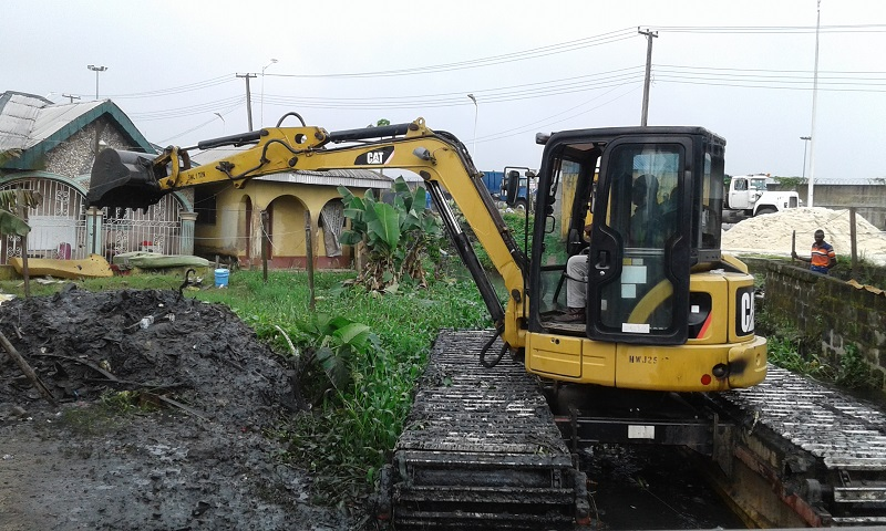 Flood: Illegal structures face demolition as Uroye begins clearing of Warri water channels