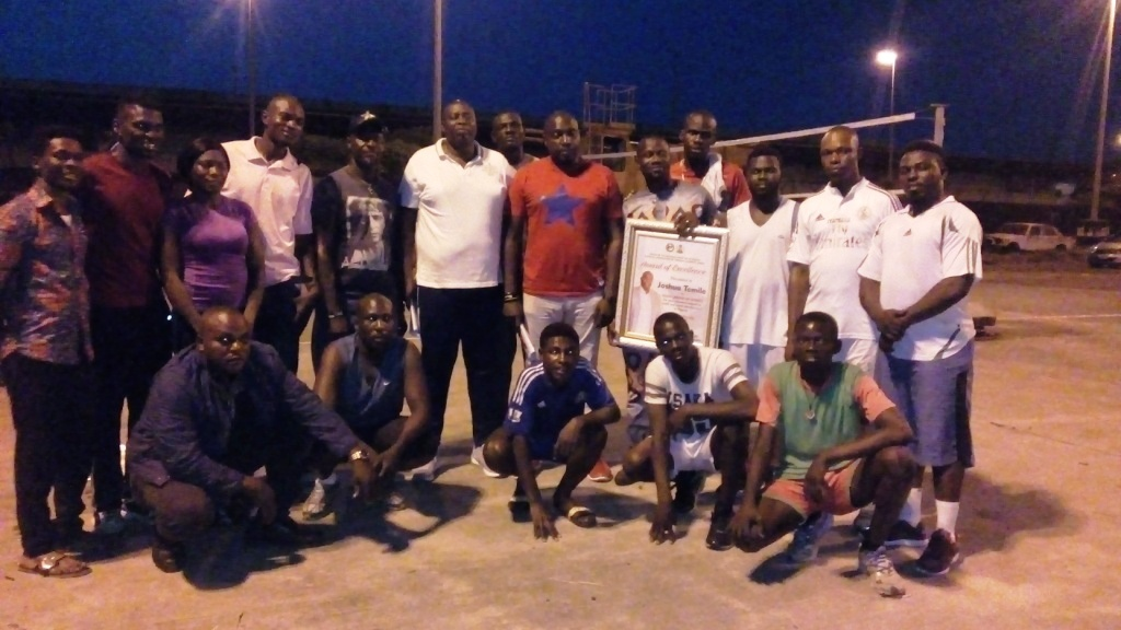 We'll  focus more on talent hunt,  new Delta Volley Ball Chair, Temile assures