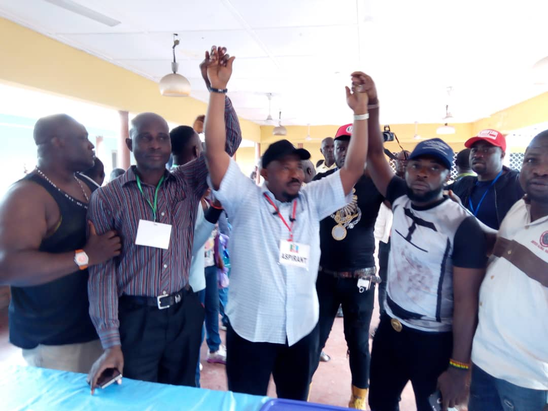 2019: Emiko, Ejegi emerge as APC parallel candidates for Warri South 1