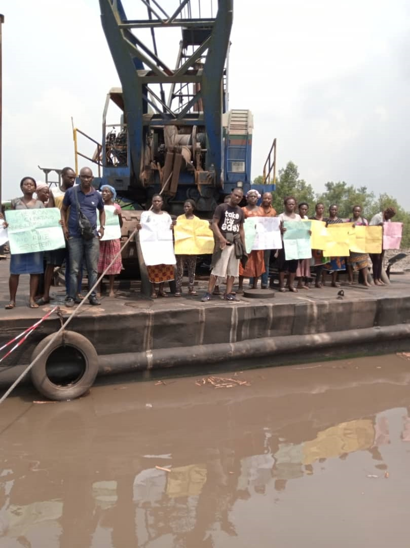 Saturn 1: Ugbeyen indigenes shutdown Chevron's operation, vow to resist land acquisition