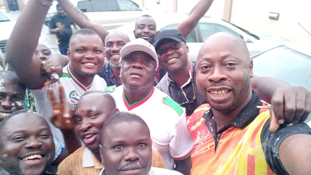 DTHA: Okowa's ex Aide,Opuoru commends co contestants after victory