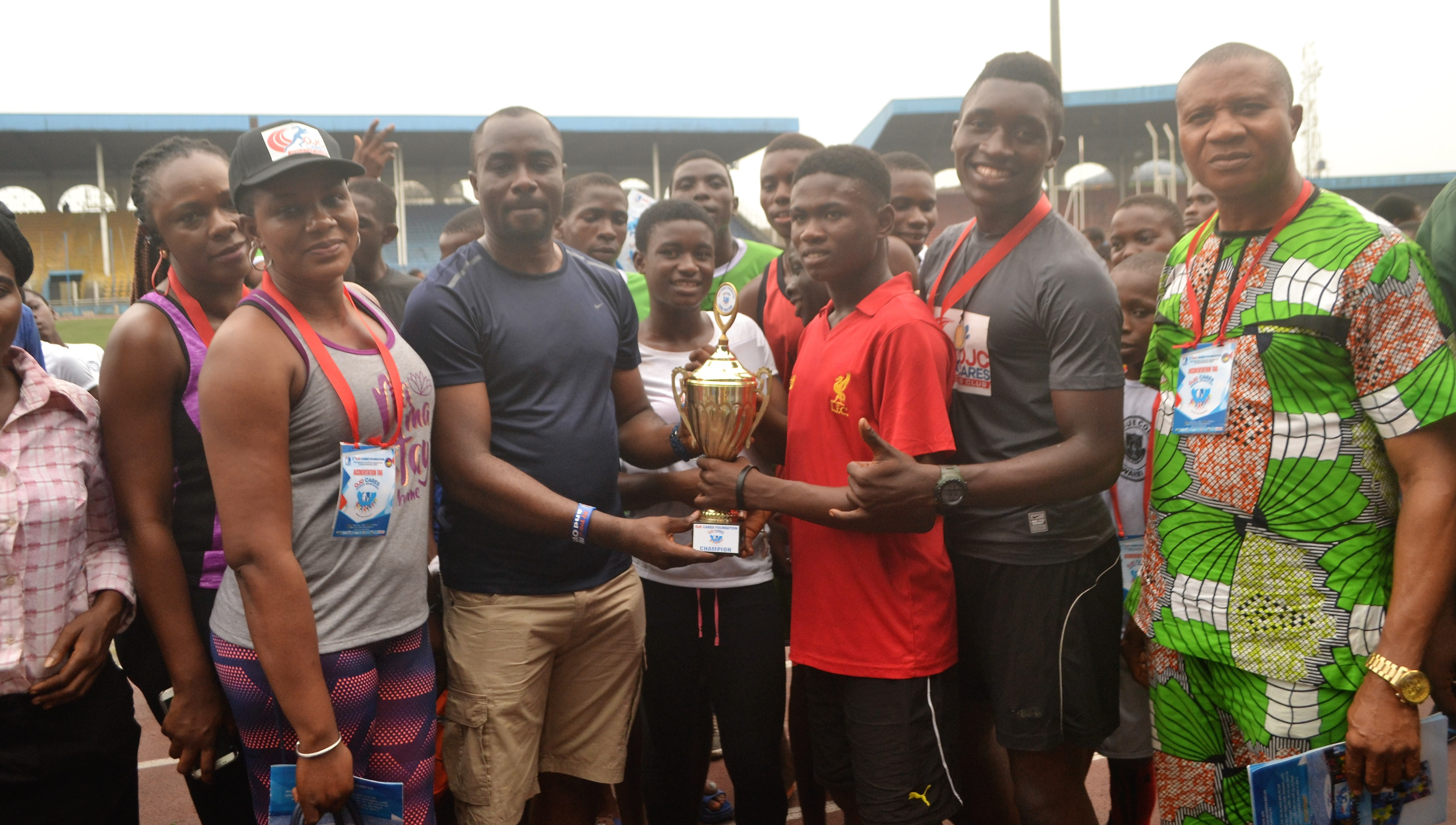 We want to discover athletes from secondary schools, NGO reveals