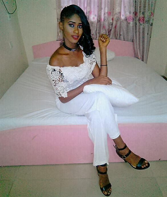 My role model is Yvonne Nelson-Budding Nollywood diva, Priscilla reveals