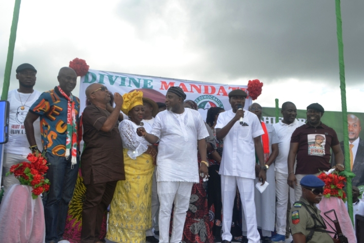 Tidi declares for Warri South Chairmanship, canvasses support of PDP leaders