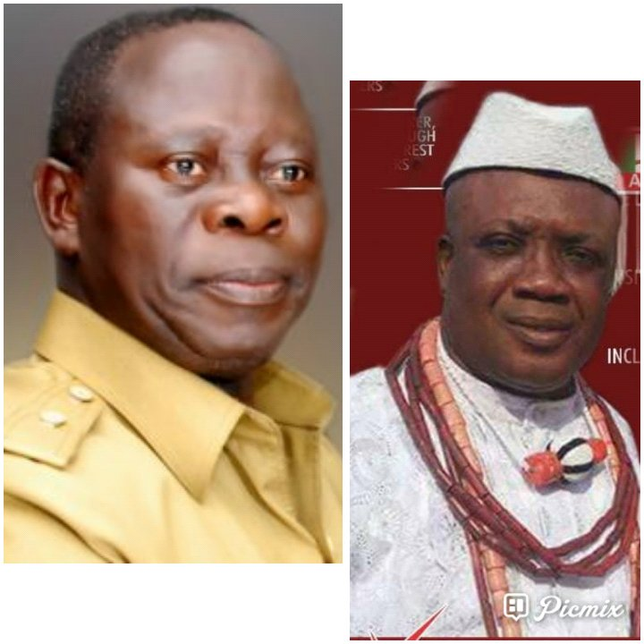 We are committed to elect,  work with Oshiomhole - Delta APC exco
