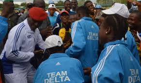 Oborevwori congratulates Team Delta for victory at 3rd National Youth Games