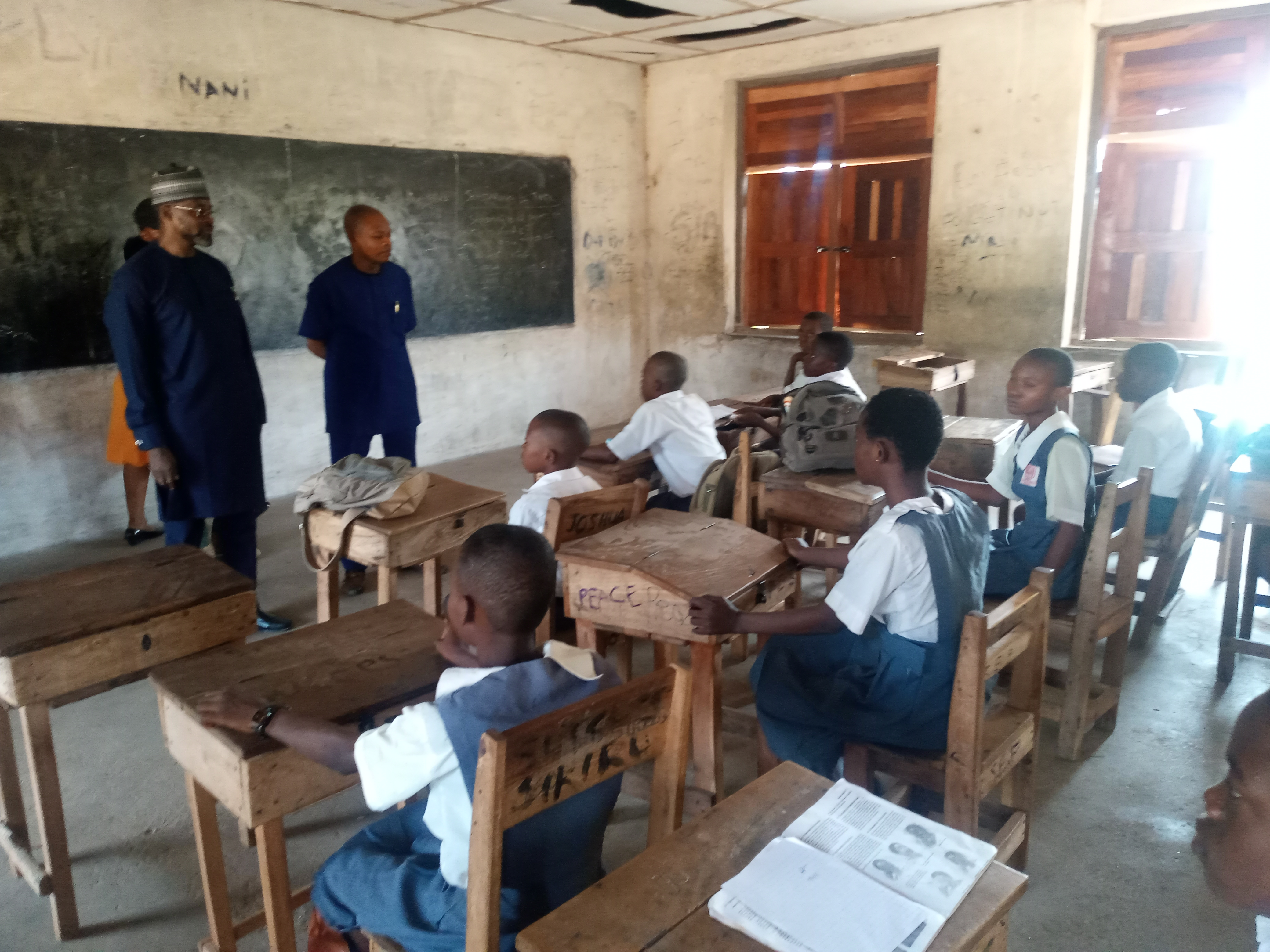 COVID-19 Protocols: We are satisfied with compliance in schools - Kogi Government
