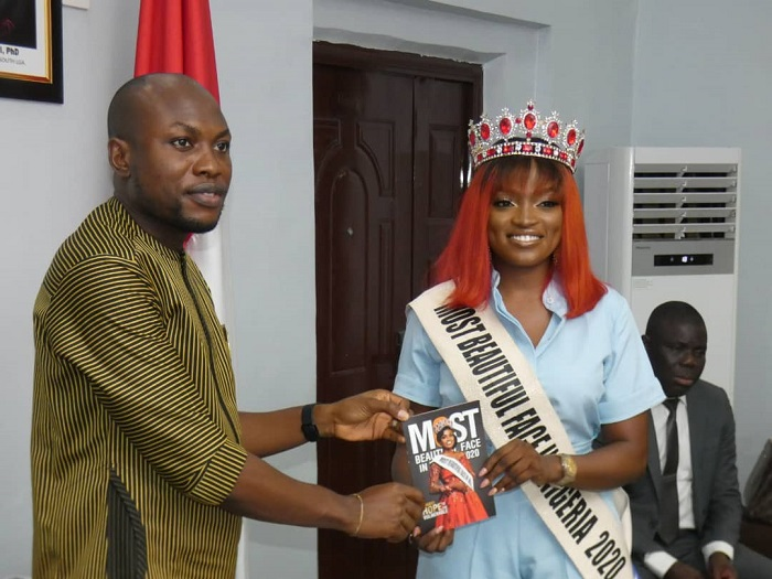 Press on like Agbani Darego, Tidi tasks 2020 Most Beautiful Face in Nigeria