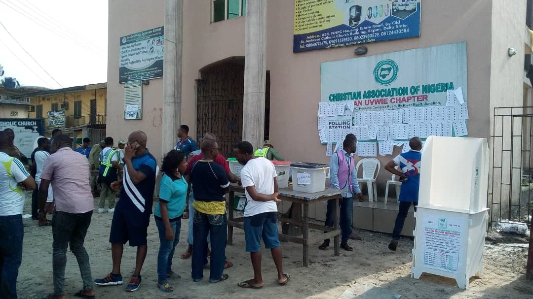 Nigeria Votes: Situation reports from Warri, Environs, Delta State