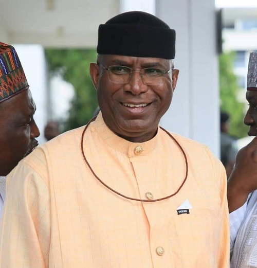 Omo- Agege's bill on Fed. Pol. Orogun, enters committee stage