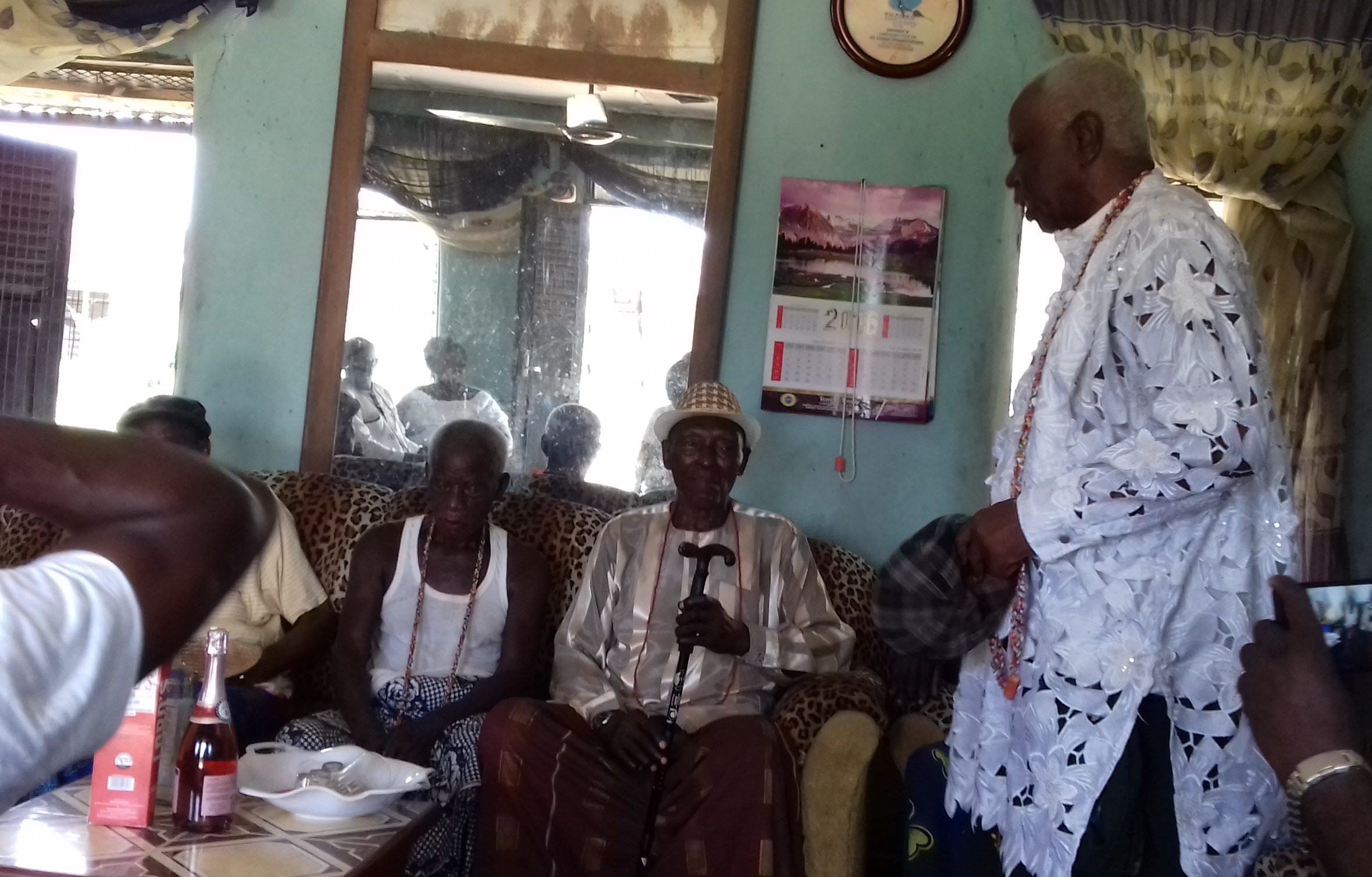 AGBEJE DESCENDANTS RE-UNITES WITH THEIR ABEUGBORODO LINEAGE