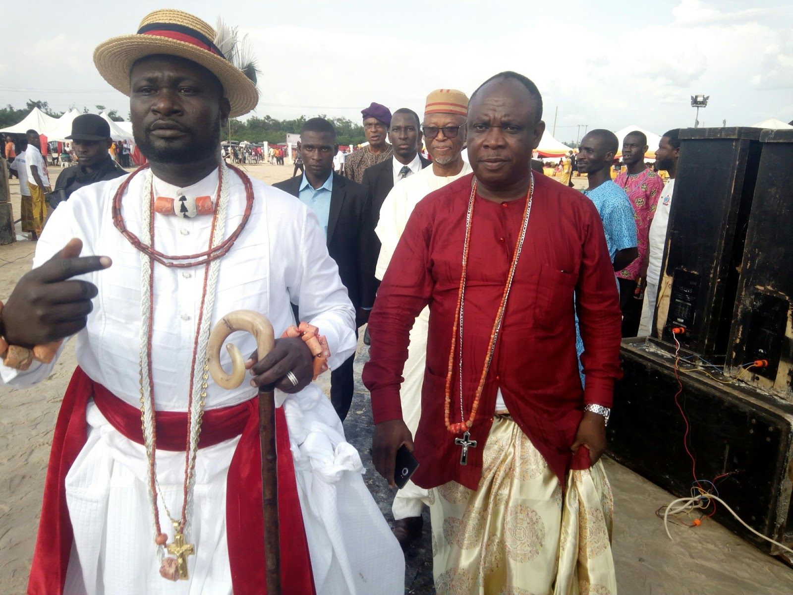 Birthday: Fresh Angle International celebrates Ologbotsere of Warri,Chief Emami