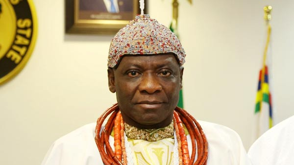 Breaking: Olu of Warri dissolves Olu-In-Council